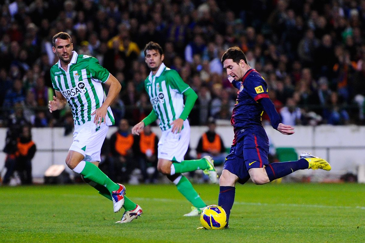 Will Messi be in action for the first time since breaking Gerd Muller's record?