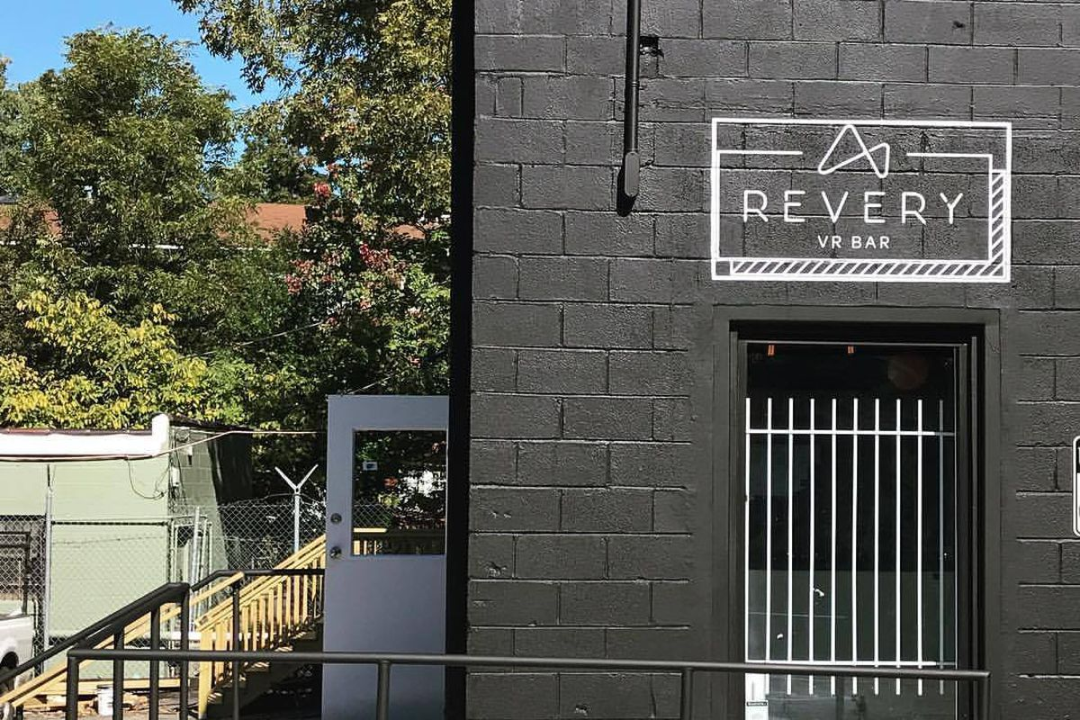 Revery Vr Bar Is Open On Monroe Drive In Midtown Eater