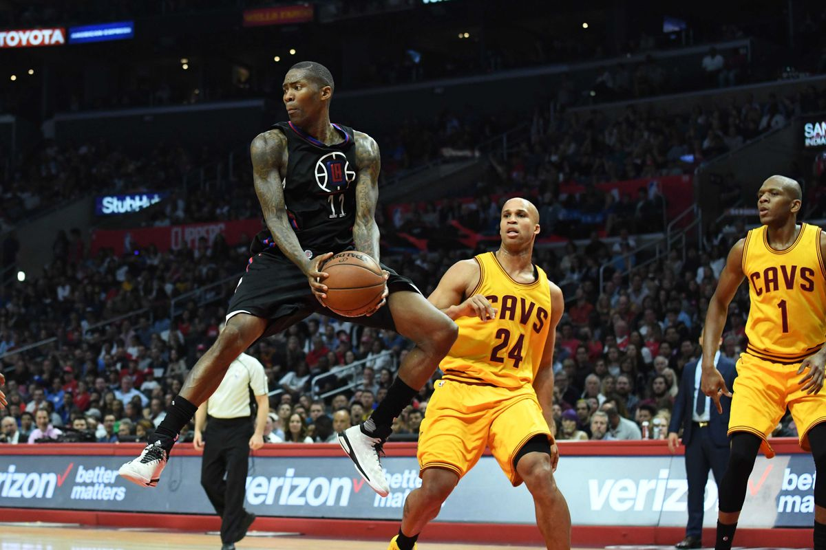 8b707ffc8 NBA Free Agency  Jamal Crawford reached out and spoke to LeBron James