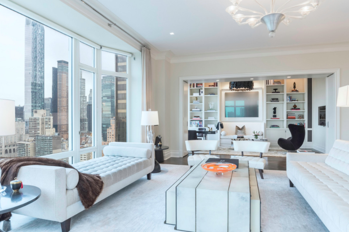 Revamped 15 Central Park West Condo With Stellar Views