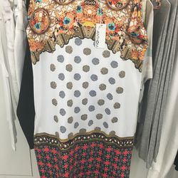 How Very Dare t-shirt dress, $25 (was $189)