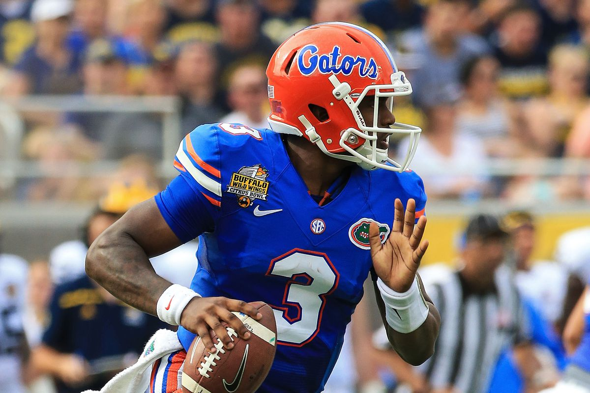 Chomping at Bits: Is Florida's Treon Harris switching
