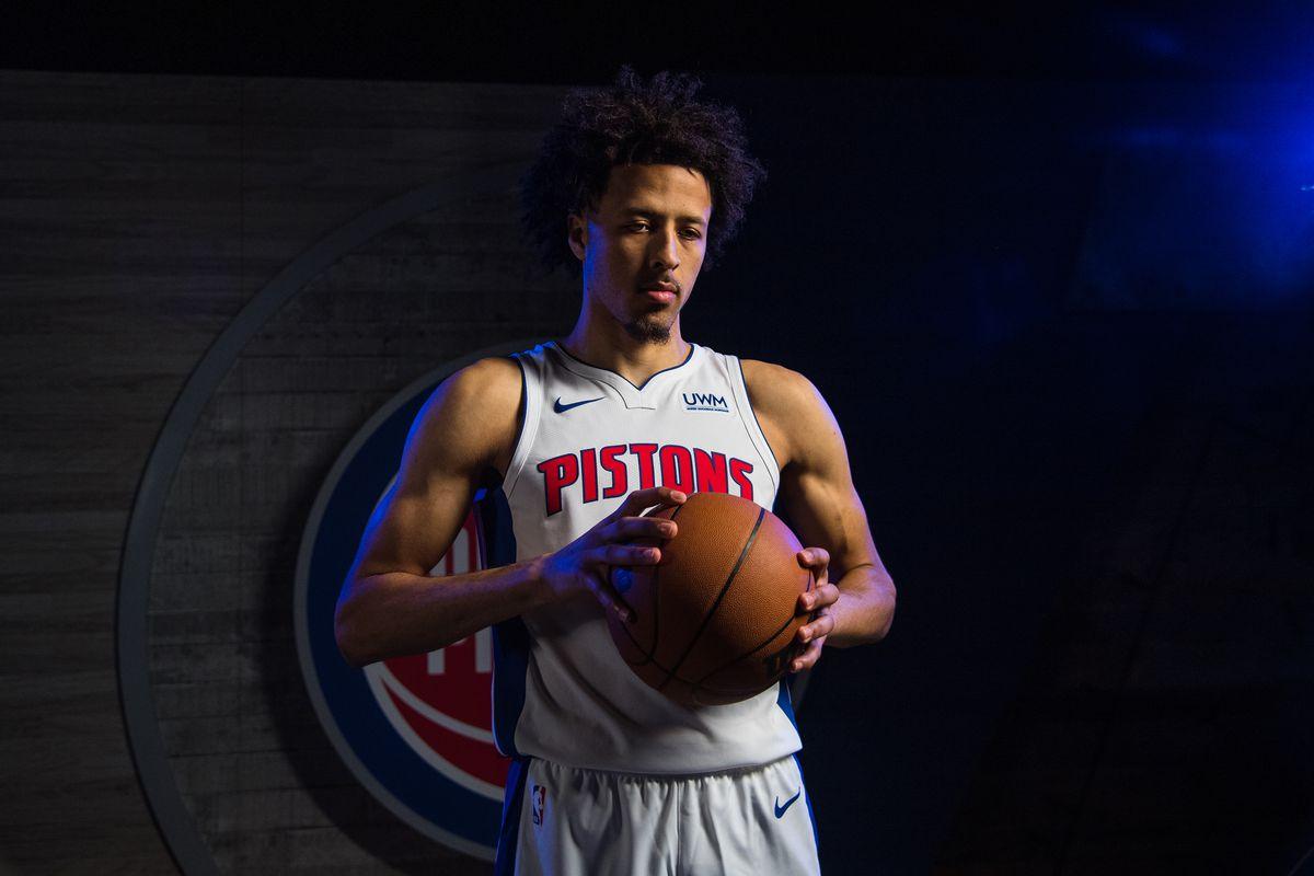 Detroit Pistons Introduce Draft Picks - Portraits