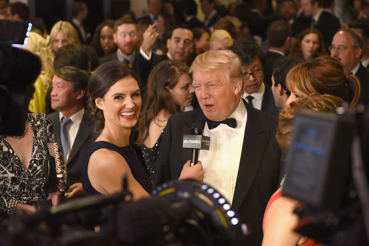 What The White House Correspondents Dinner Will Do In Trumps