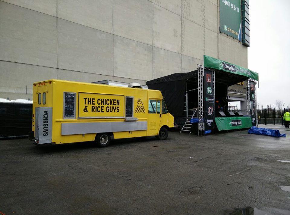 Munch Food Truck Boston