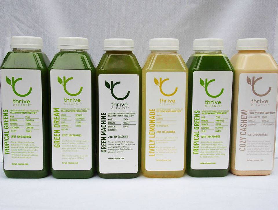 Drink Up at San Francisco's 9 Best Juice Bars - Racked SF