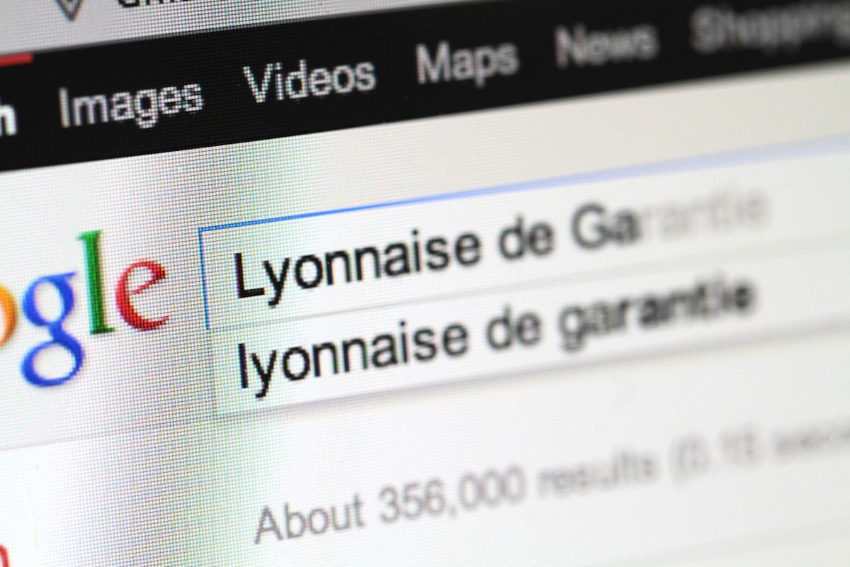 Google sued by French insurance company
