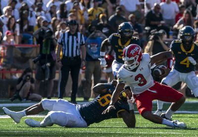 COLLEGE FOOTBALL: SEP 04 West Virginia at Maryland