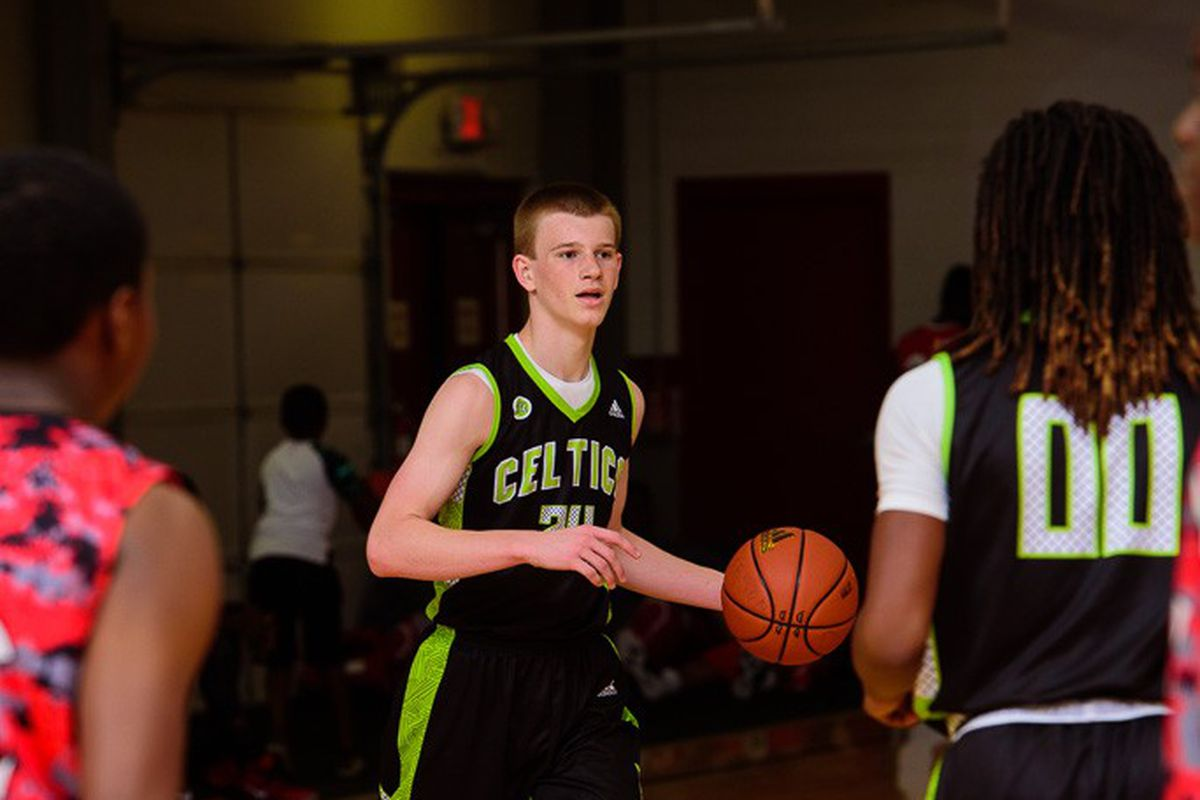 Justin Powell Commits To Auburn A Sea Of Blue