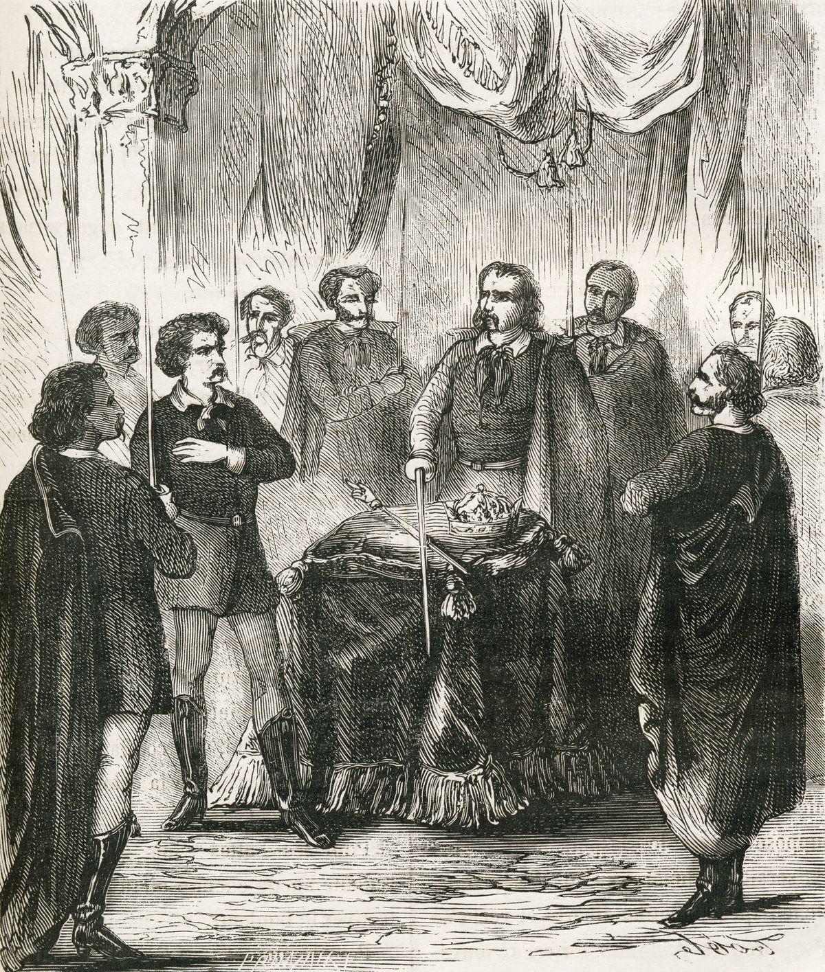 Initiation Of An Illuminatus
