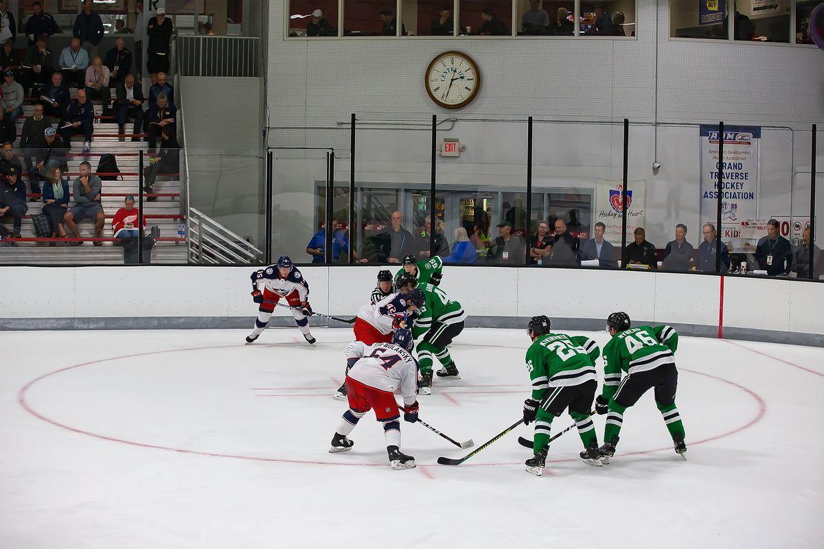 NHL Prospects Tournament Day-4 Columbus vs Dallas