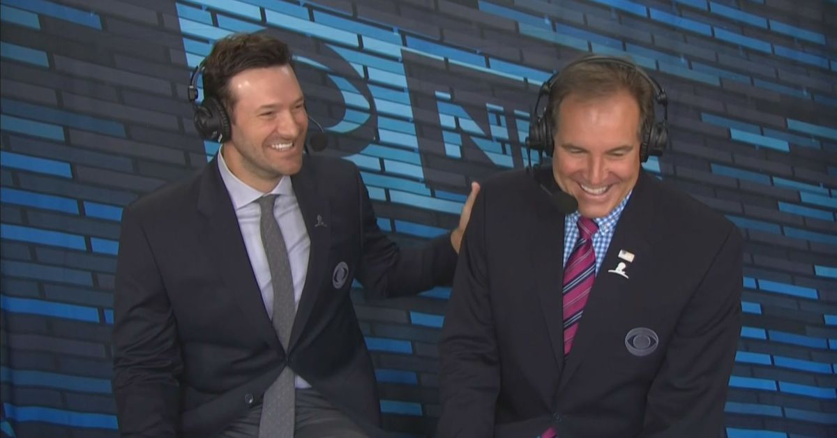 Tony Romo has earned being TV's highest-paid broadcaster