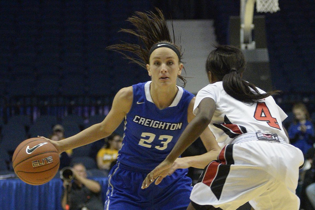 Creighton's Marissa Janning is my pick for Big East Preseason Player of the Year.