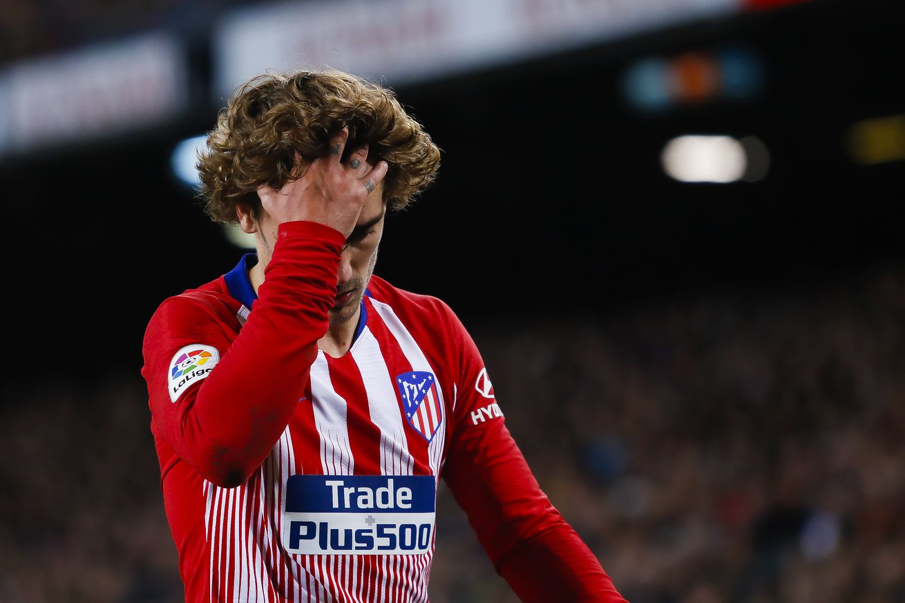 Report: The threat of Bayern Munich might hasten FC Barcelona?s deal for Antoine Griezmann