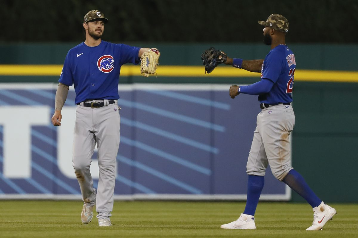 MLB: Chicago Cubs at Detroit Tigers