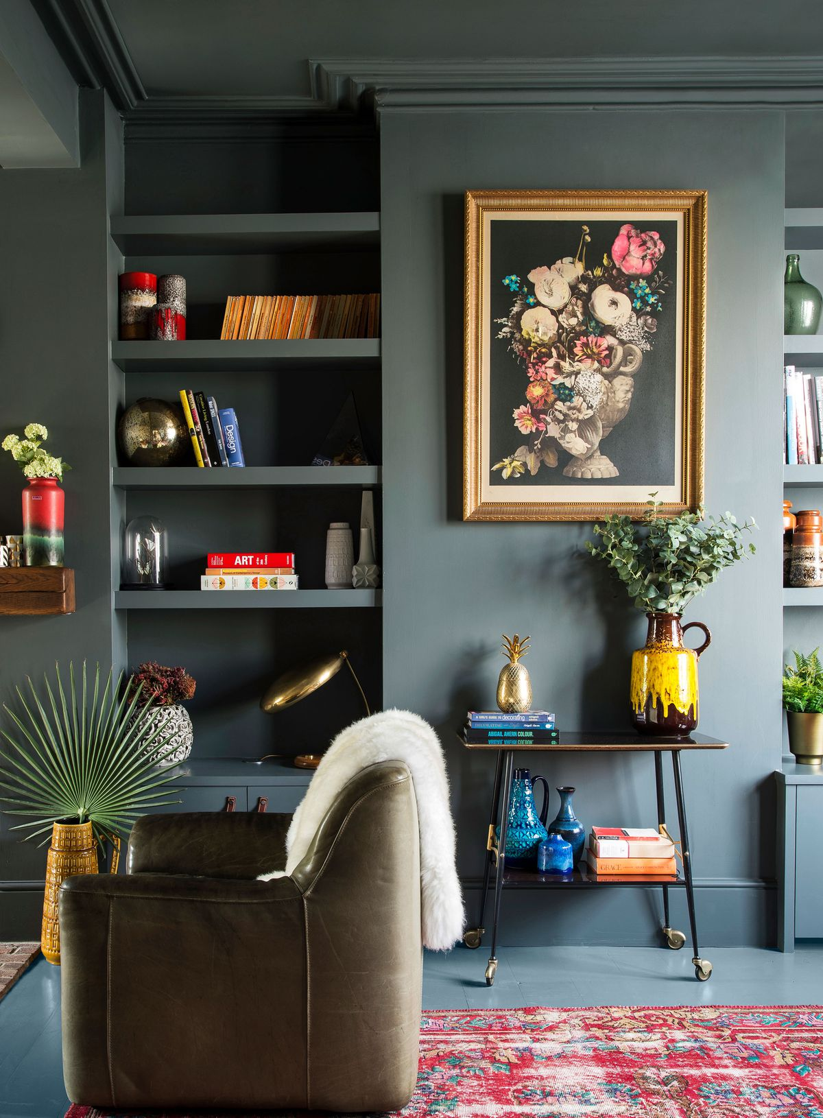 living room, Read This Before You Pick a Paint Color, Sep/Oct 2020