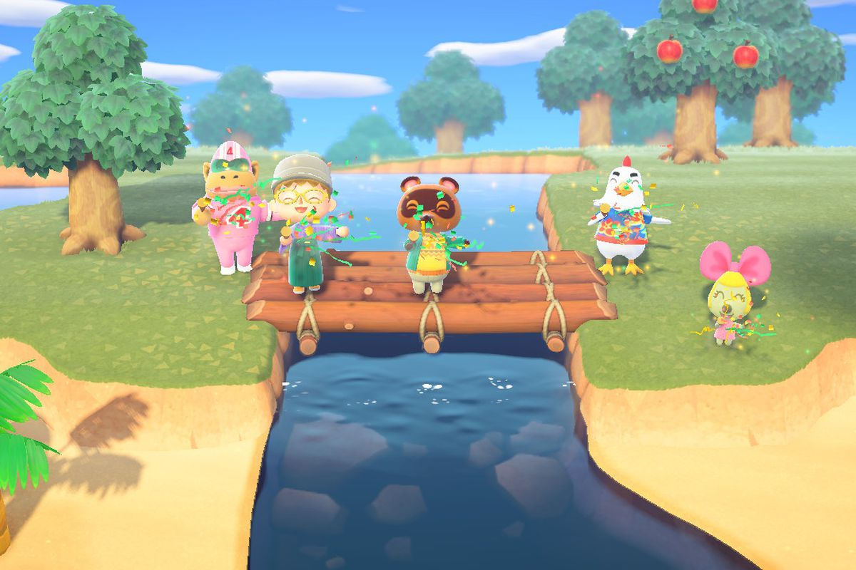 How To Unlock Shops And Buildings In Animal Crossing New Horizons