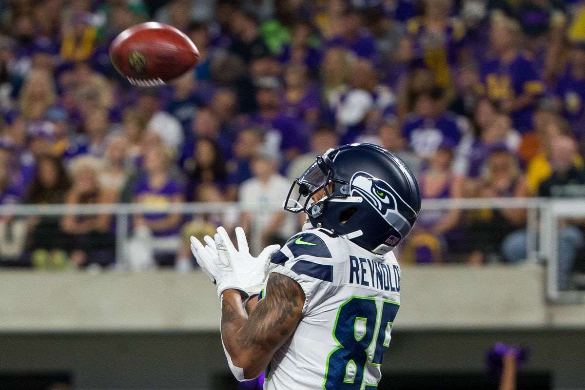 finest selection f9593 67d3b NFL: Seahawks sign Keenan Reynolds to reserves/future deal ...