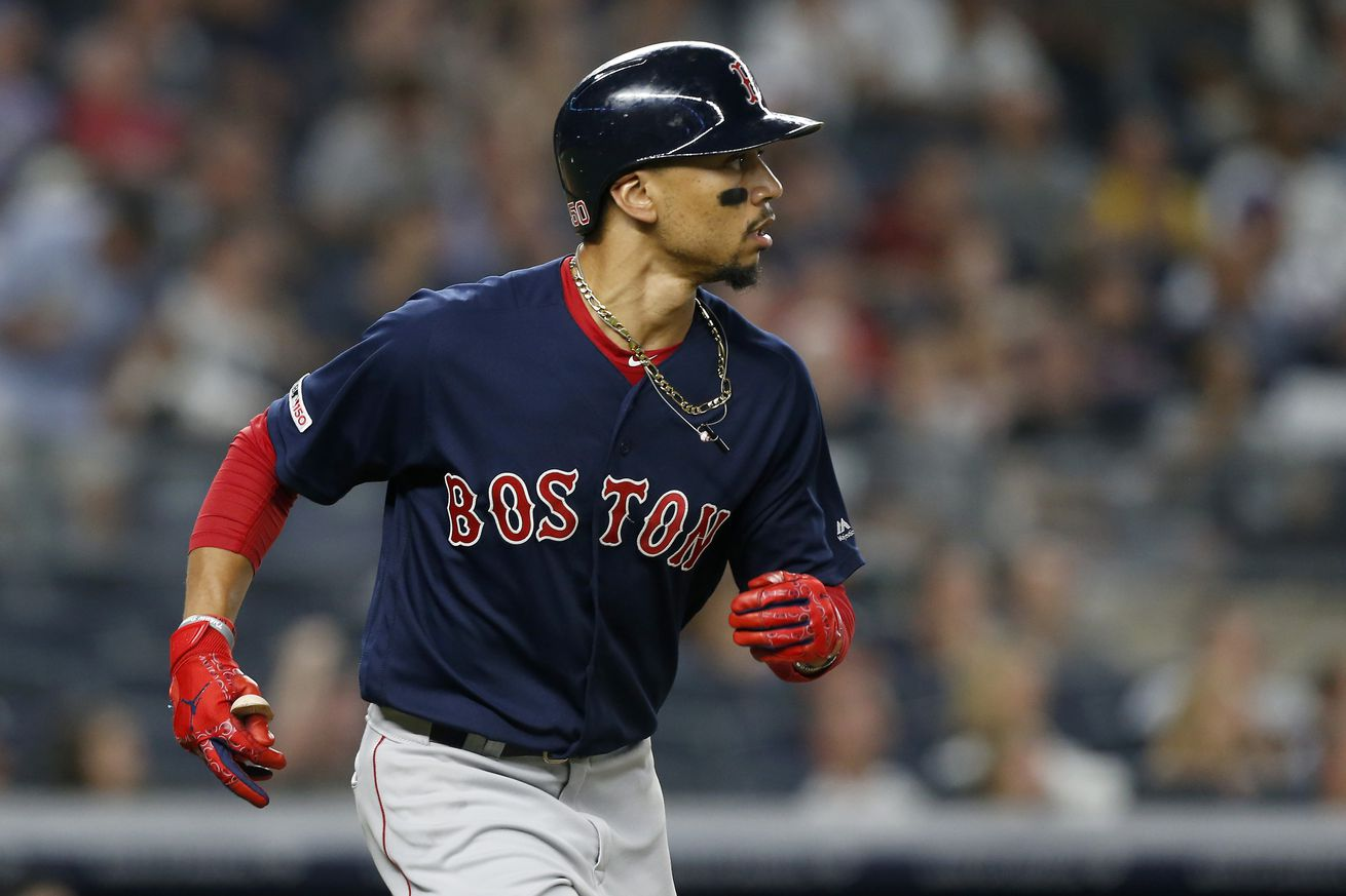 The Yankees should hope the Red Sox trade Mookie Betts, but should we?