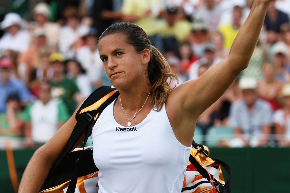 Amelie Mauresmo Elected To Tennis Hall Of Fame Outsports
