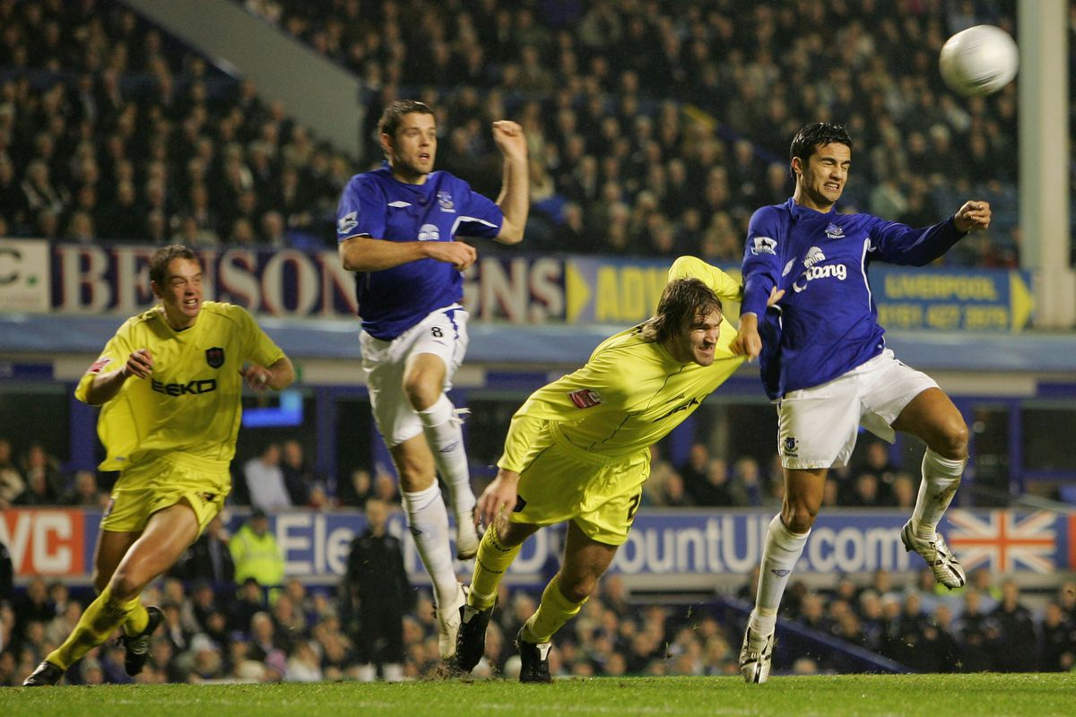 FA Cup Replay: Everton v Millwall