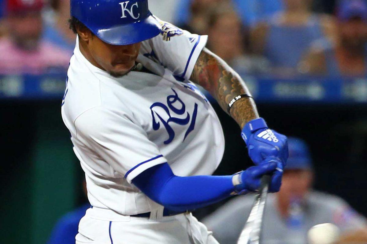 MLB: Chicago Cubs at Kansas City Royals