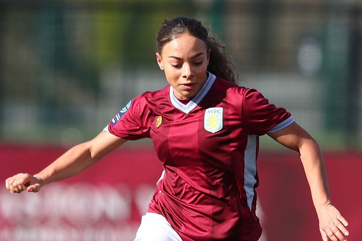Aston Villa Ladies v West Ham United Women: SSE Women's FA Cup Quarter Final
