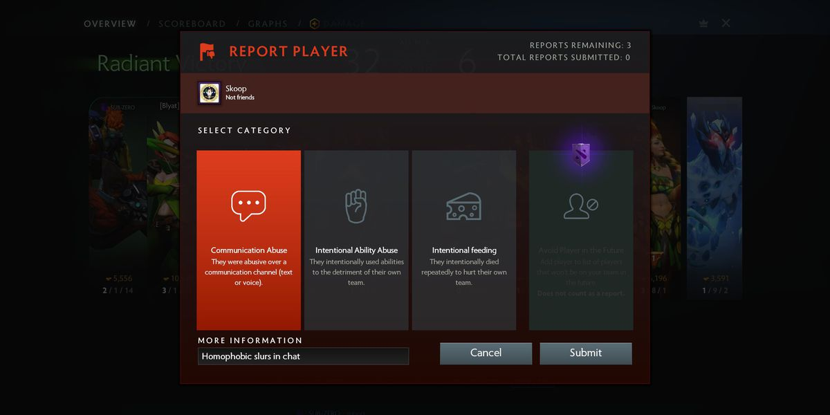 Valve Is Making Dota 2 Players Pay To Avoid Toxic Gamers The Verge