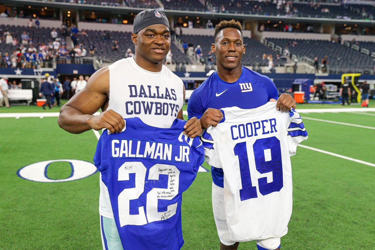 NFL: SEP 08 Giants at Cowboys