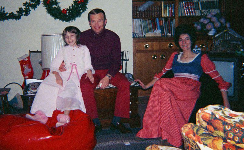 Jan Broberg, Robert Berchtold, and Mary Ann Broberg.
