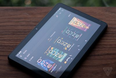 The Fire HD 8 Plus has 3GB of RAM and 32GB of storage.