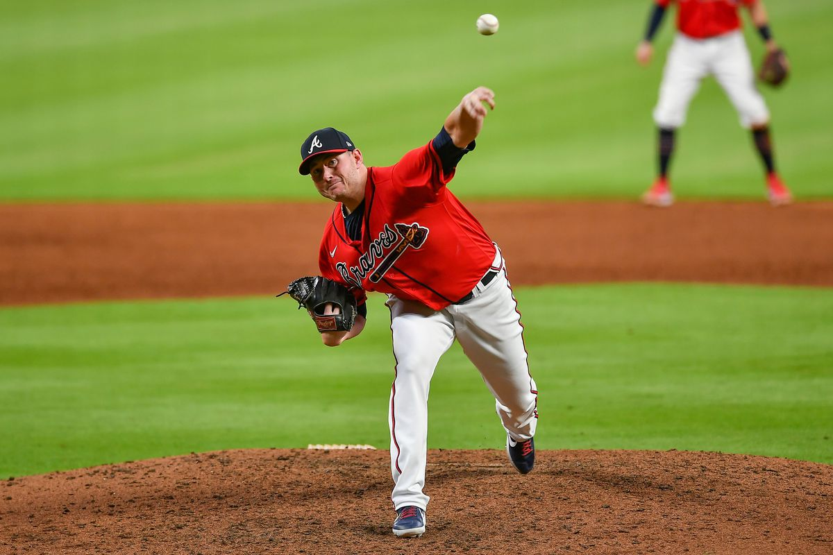 MLB: JUL 31 Mets at Braves