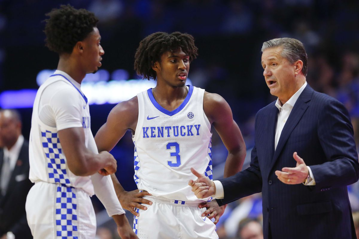 Kentucky Wildcats: What will UK's record be in December?
