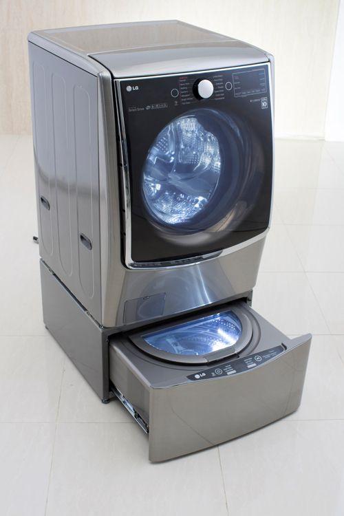 LG twin wash washing machine