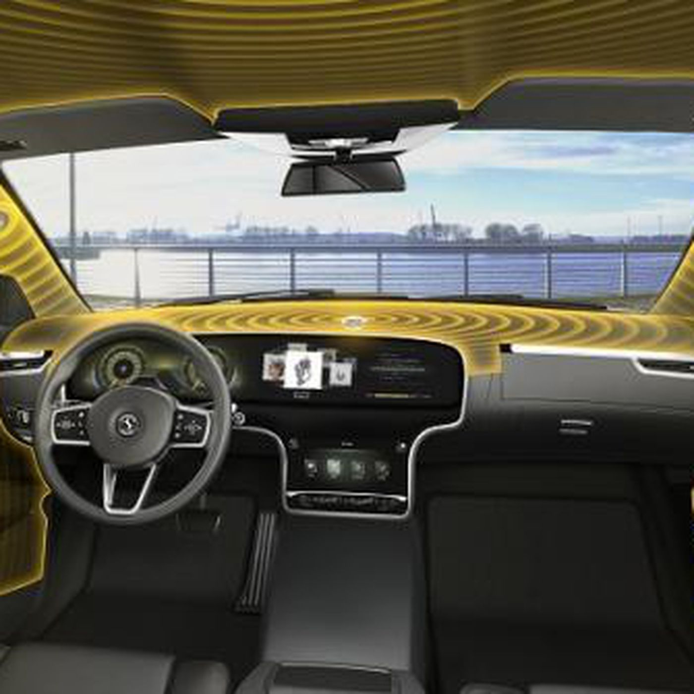This new audio system turns your car's interior into one giant