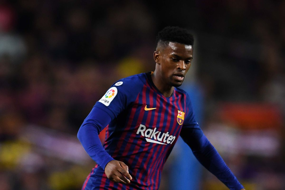 Nelson Semedo misses Barcelona's clash against Levante due