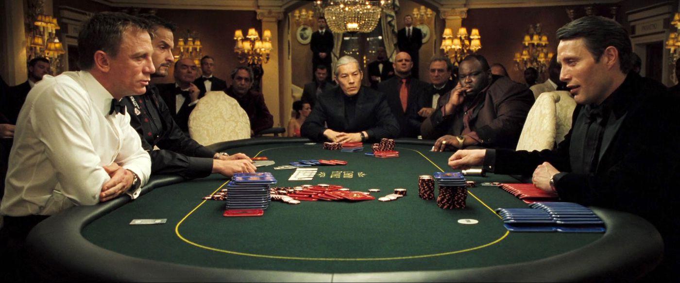 casino royale movie poker