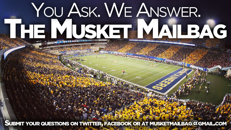 The Musket Mailbag