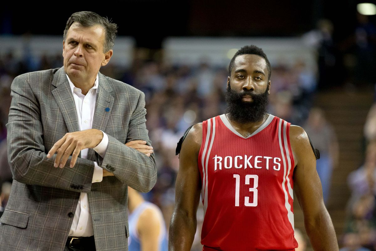 1cfd74f2e5b4 Firing Kevin McHale won t fix the Rockets unless the players try harder. New  ...