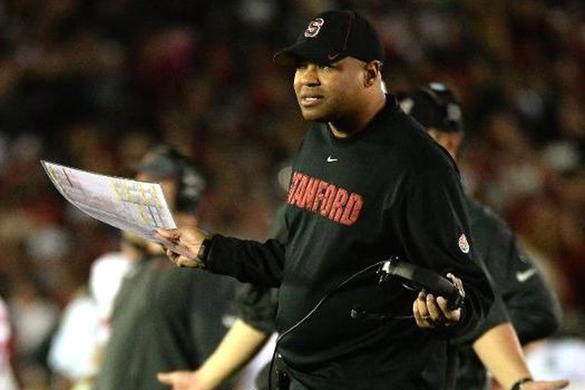 Stanford coach David Shaw didn't have the right answer when the Cardinal were put in position to make a statement.