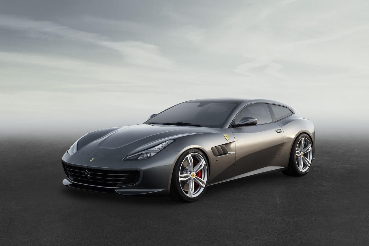 new ferrari 2016 black. the closest thing to a ferrari family car is now gtc4lusso new 2016 black