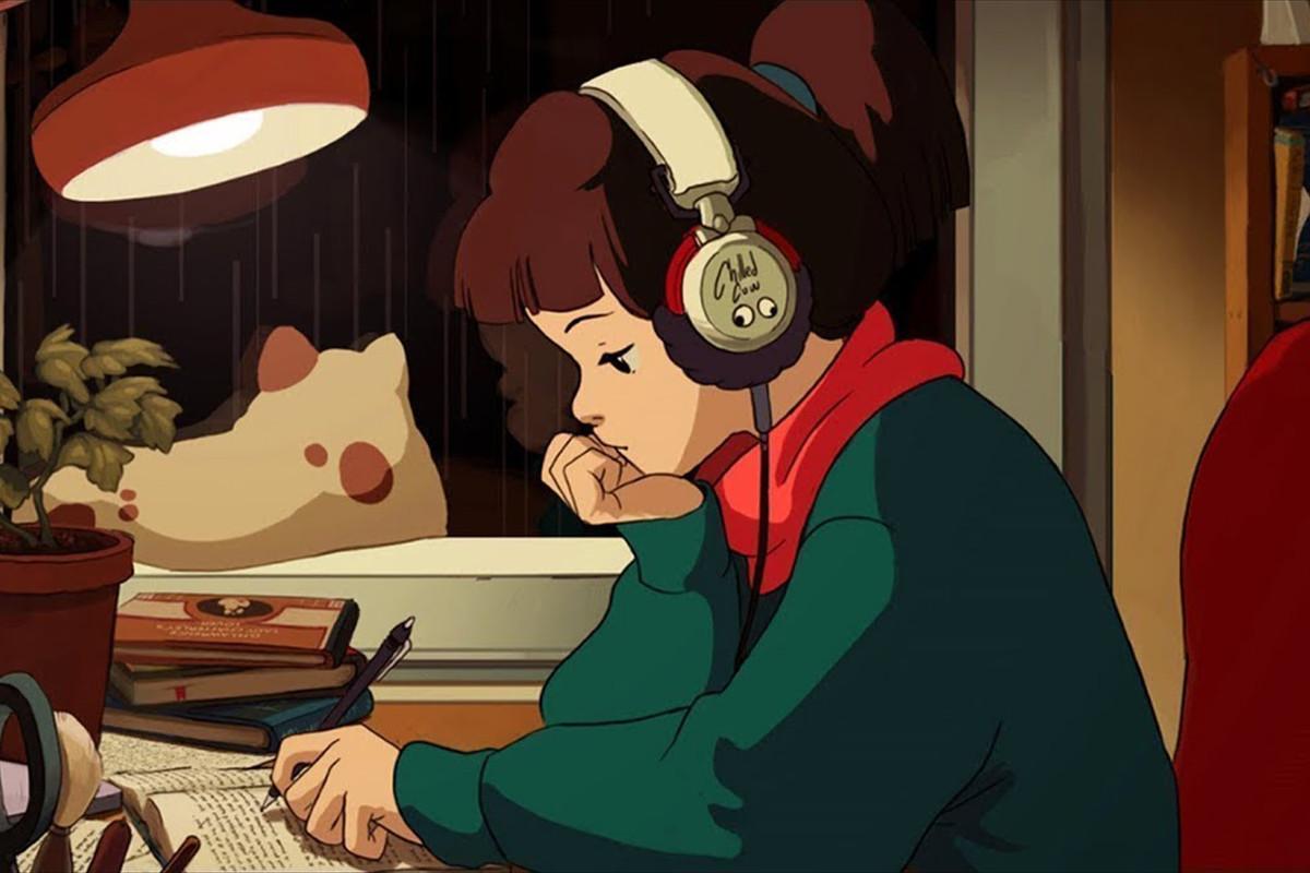 Headphones chilledcow LAZY SUNDAY