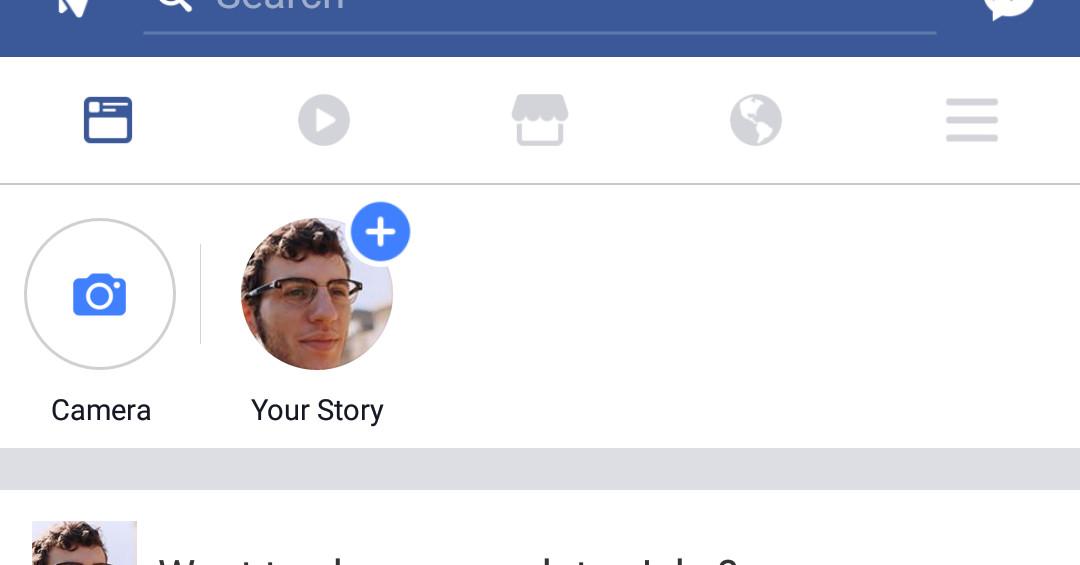 Facebook adds desktop uploads for its Stories feature