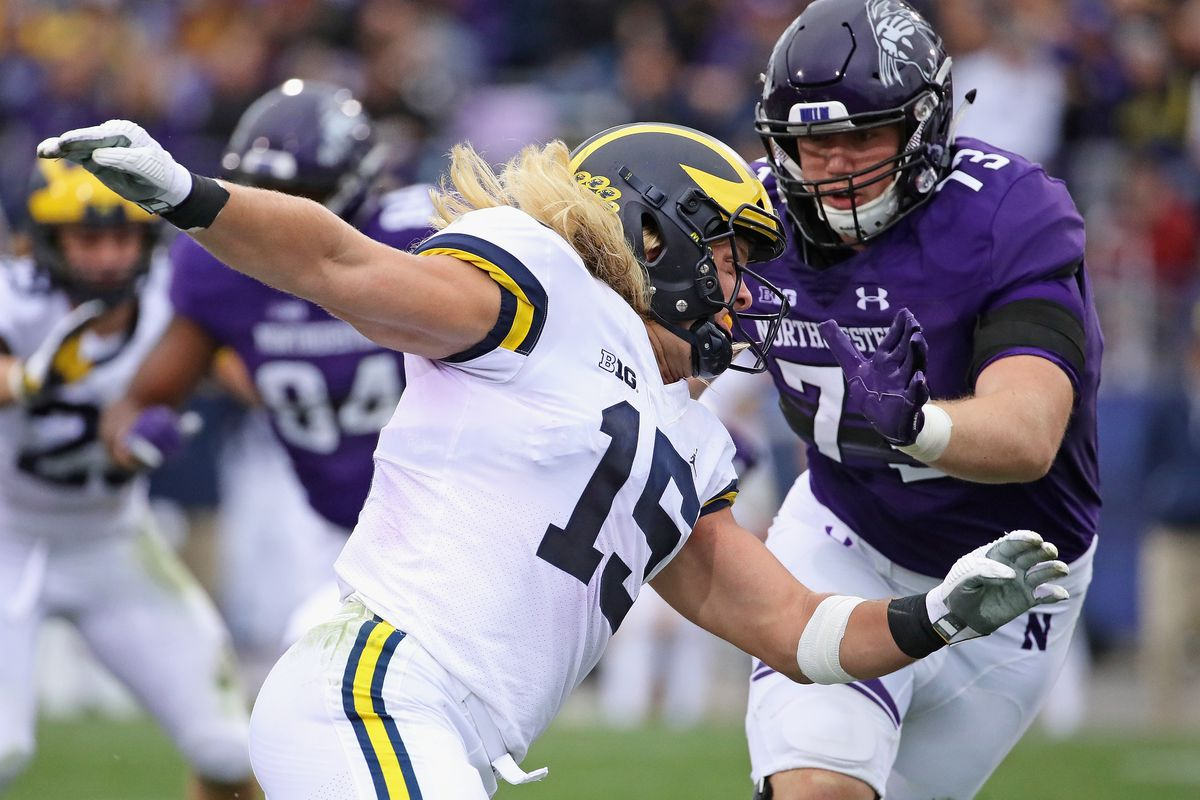 Northwestern football's most important players — No. 6: Gunnar Vogel