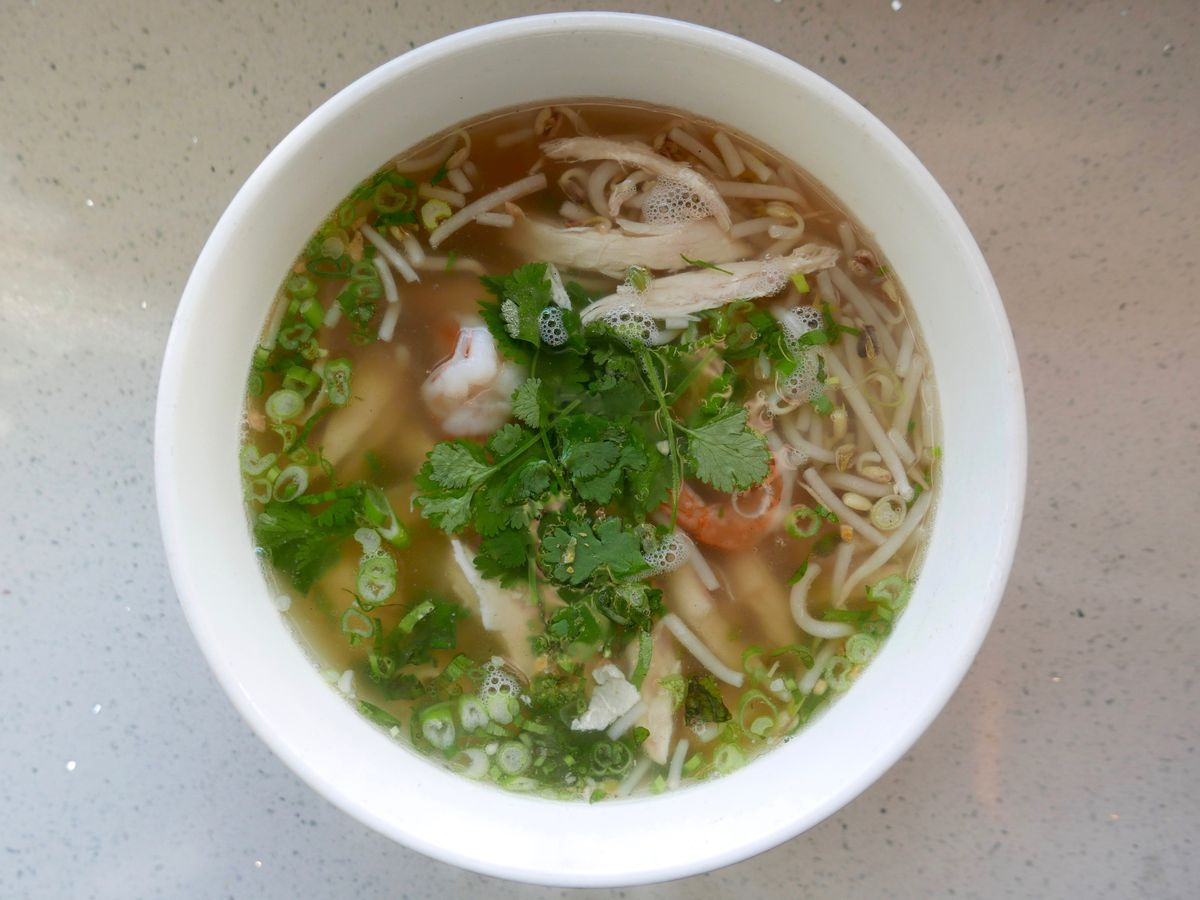 Cambodian Food Los Angeles