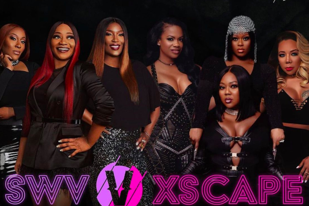 SWV and Xscape