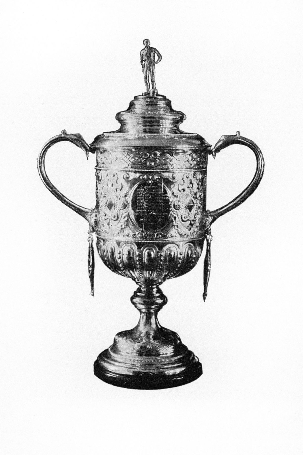 Soccer - The F.A. Cup - The Trophy