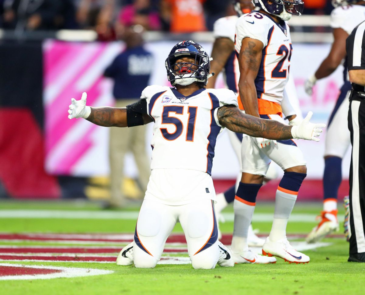 NFL: Denver Broncos at Arizona Cardinals