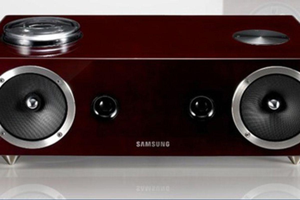 Samsung DA-E750 Audio Dock