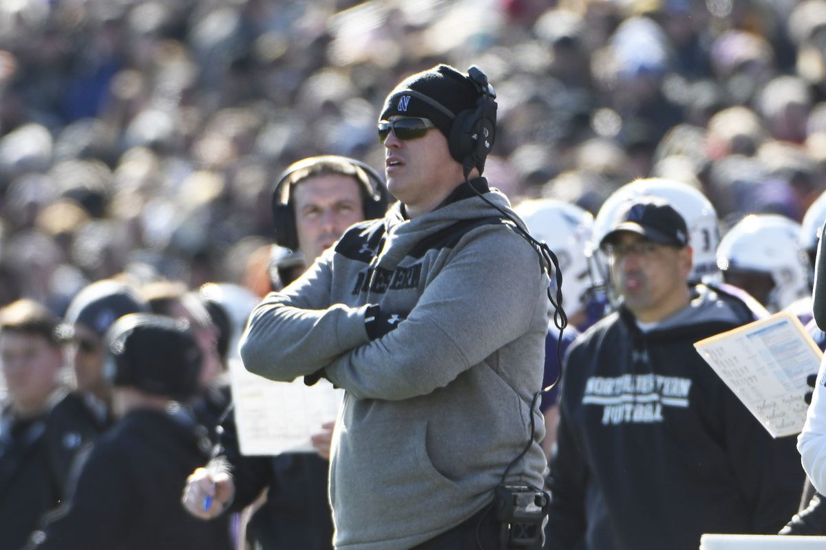 Northwestern is a 39-point favorite against UMass. How?